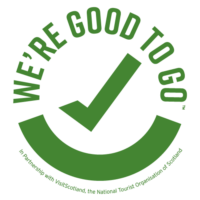We're Good to Go Logo